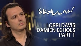 Damien Echols & Lorri Davis Interview | Part 1 | Skavlan