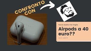 Airpods a 40 euro?? Indaghiamo un pò.... | i10 TWS