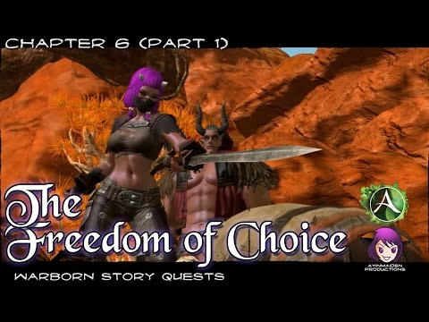 ★ ArcheAge ★ - Warborn Chapter 6: The Freedom of Choice (Part 1)