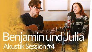 Akustik Session #4: Benjamin und Julia – Let me love you | Kliemannsland