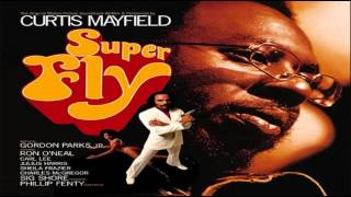 Curtis Mayfield  Instrumental Junkie Chase