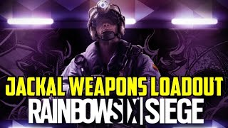rainbow six siege jackal gameplay speculation weapons loadout biography geo spanish dlc new