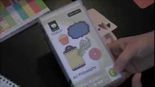 ctmh cricut art philosophy valentine s card mollie s motif video 53