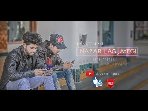 NAZAR LAG JAYEGI DANCE Video| Millind Gaba, Kamal Raja | Shabby | T-Series