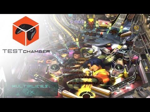 Test Chamber - Zen Pinball 2: Star Wars Rebels