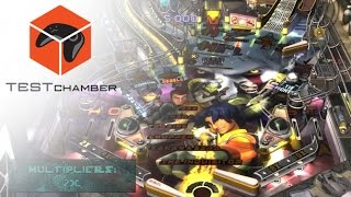 Test Chamber - Zen Pinball 2: Star Wars Rebels