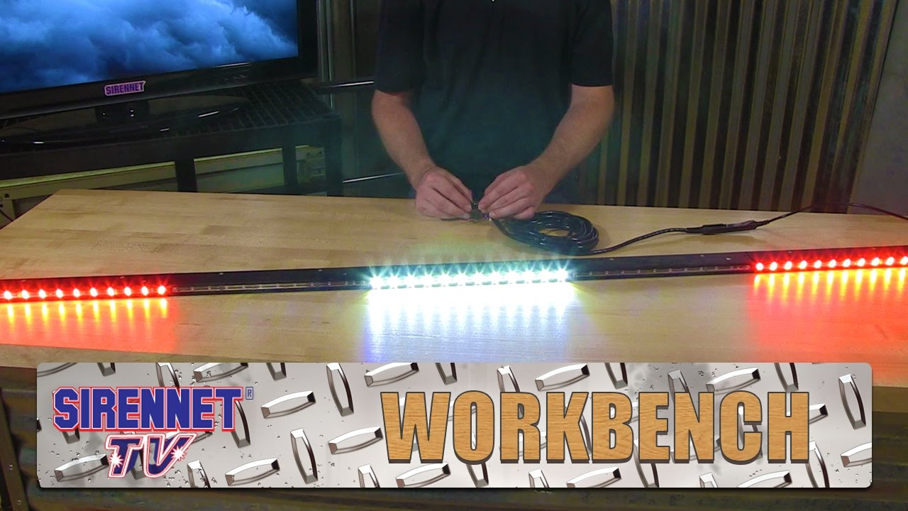 Whelen Tracer Series Solo Light Array - Five Modules