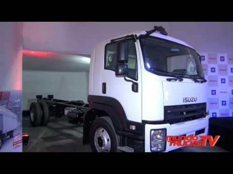 Nuevos Modelos Isuzu NLR 3TON y FTR 10TON