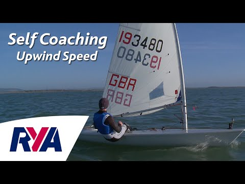 Increasing Upwind Speed - Self Coaching Tips with Penny Clark - Single & Double Hander