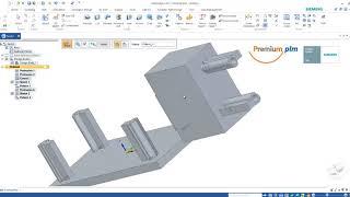 Solid Edge Trick & Tip: การใช้งานคำสั่ง Pattern Duplicate ใน Part และ Sheet metal