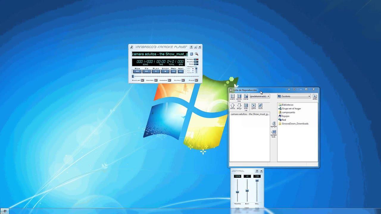 CoolSoft VirtualMIDISynth working with VanBasco Karaoke Player Demo