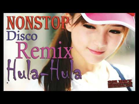DJ Nonstop House Musik  Lagu Malaysia - Disco Remix Hula hula