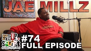F.D.S #74 - JAE MILLZ VS QUEENZFLIP - ( GETS UP & LEAVE ) AFTER BATTLE INTERVIEW - FULL EPISODE