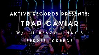 Aktive Records Presents: Lil Benzy & Nakis At WHY Club | Serres, Greece (Official AfterMovie)