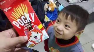 pocky~巧克力~點心~餅乾~草莓口味~牛奶~孩子們的遊樂場~otoro thumbnail