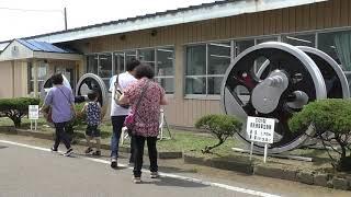 あきた鉄道フェアin土崎【JR秋田総合車両センター】2017年8月19日!