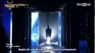 [Türkçe Altyazılı] Song Mino Ft. Taeyang  - FEAR [Turkish Sub] SMTM4