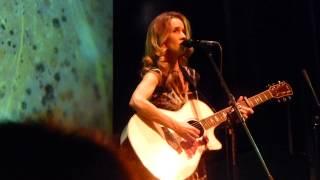 Heather Nova - Moon River Days (New Song)  - live Volkstheater Munich 2014-03-10