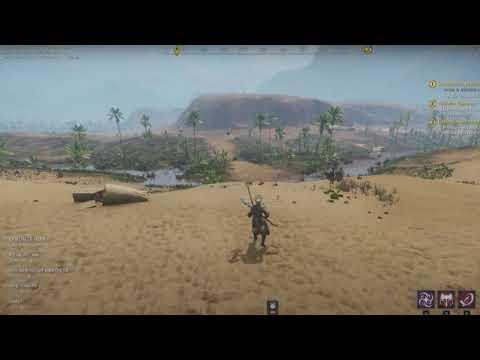 Обзор Игры New World  Контента ЗБТ Новые Локации Новое Оружие Скилы Ветки Профы ОБТ ZBT OBT Контент