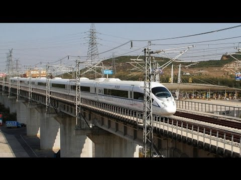 High-speed train crash kills four in China