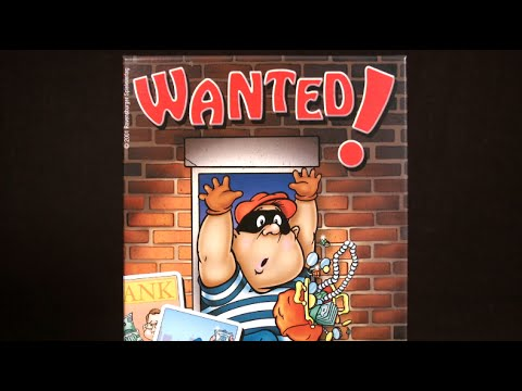 Wanted Game from Ravensburger