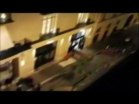 Le récit de l'incroyable attaque à la hache au Ritz