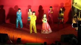 Telugu Dance (Abbani Teeyani, kanne pittaro, chinuku chinuku andelitho etc.)