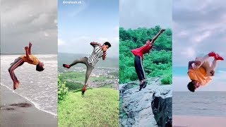 Best Tik Tok Stunt Video ll Filp Tik Tok Best Stunt Musically Video part 1