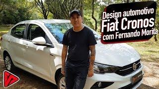 Avaliação Design Automotivo Fiat Cronos Com Fernando Morita (2018)     Top Speed