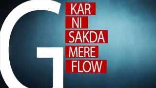 Kaimo Kaim (Super Saiyan Flow) - G TA & GD Singh (Typography By Rahul Beniwal) - Desi Hip Hop Inc