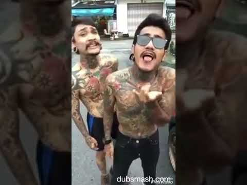 Dubsmash Orang Thai Lucu😂