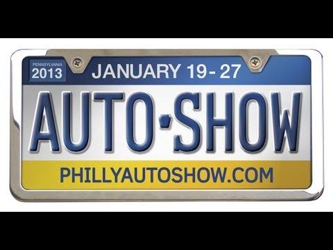 Philadelphia International auto show 2013
