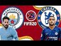 อิสโก🤔 ปะทะ ซีเย็ค แมนซิตี้⛵🌐 VS เชลซี🔵🦁  | FIFA 20 | แมตช์ มโน❗❗