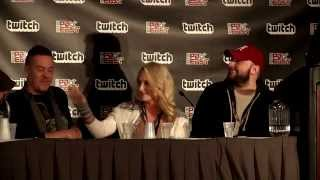 PAX EAST 2015 MR. MOON, MR. BLACKOUT, JAMJAR, MR. CHOW, KDWOLF & ECHOICS LIVE INTERVIEW