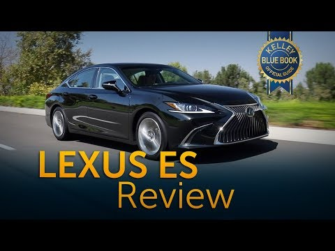 2019 Lexus ES - Review & Road Test