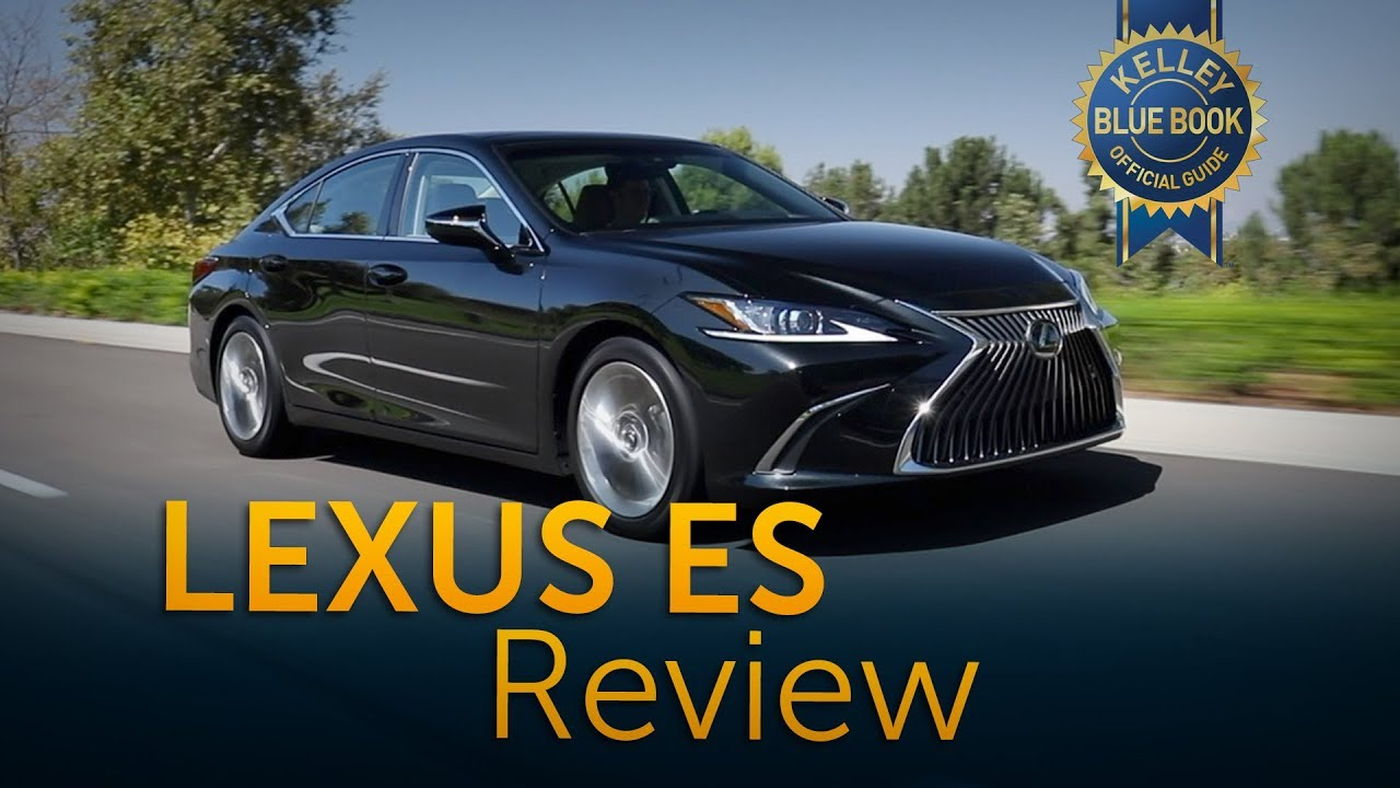 2019 Lexus ES - Review & Road Test - YouTube
