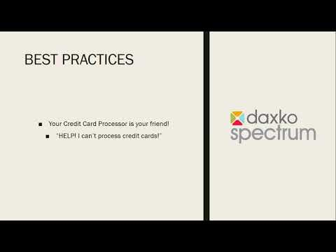 Health Club Credit Card Processing Webcast