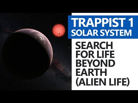 TRAPPIST-1 Solar System: Life Beyond Earth (Alien Life) - Roman Saini [UPSC CSE/IAS Preparation]