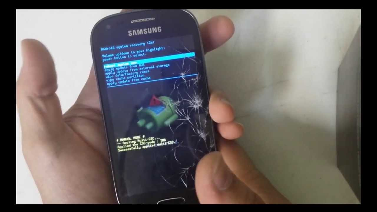Samsung Galaxy Light SGH T399 Endless Boot   SOLVED