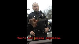 Video Arrested for refusing to open my door without suspicion of a crime. download MP3, 3GP, MP4, WEBM, AVI, FLV Juni 2018