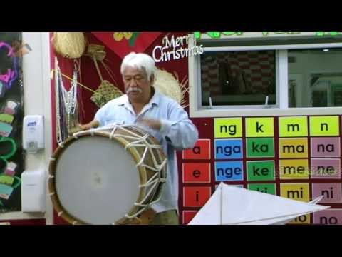 RUTU PA'U - Cook Islands Drumming