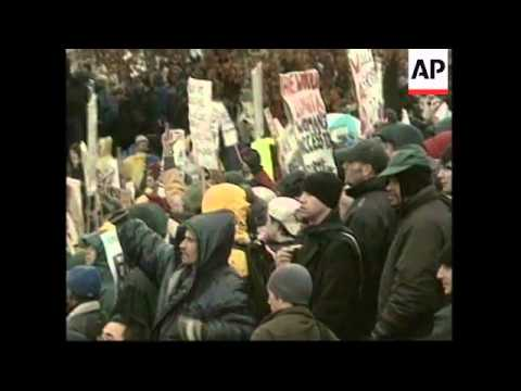 USA: GEORGE W BUSH: INAUGURAL PARADE - YouTube