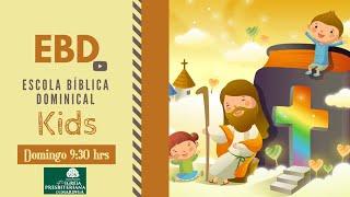 4ª IPB de Maringá - EBD Especial Dia das Mães - 09/05/2021