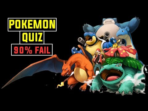 The Hardest Pokemon Quiz Only True Fans Can Answer
