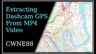 Extracting Dashcam GPS Data From  MP4 Video File