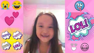 FUNNY KID VIDEO | funny vines 2019 |  Cadey's going CRAZY-Part 1