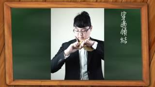領帶教學影片