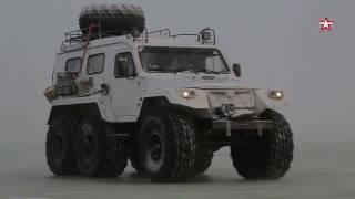 Військова приймання.«Армія в Арктиці»