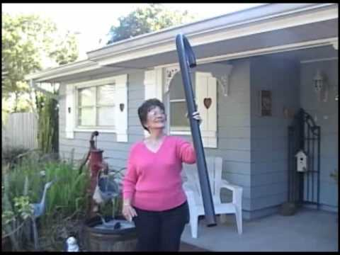 Best gutter cleaning tool on the market youtube best gutter cleaning tool on the market solutioingenieria Images