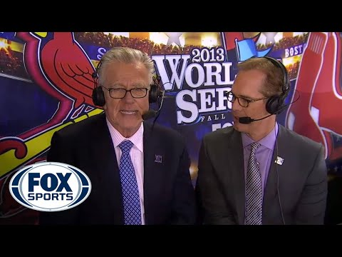 McCarver signs off after calling final World Series